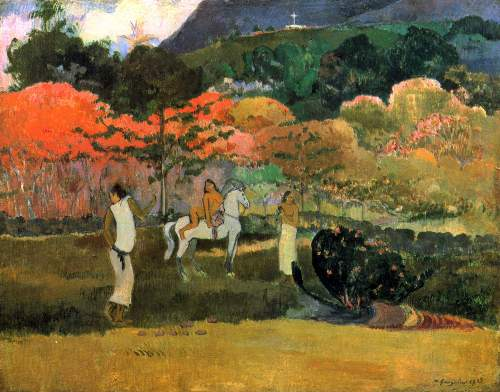 Gauguin - Women and Mold
