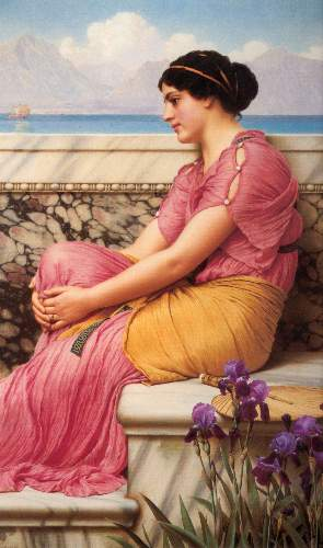 Godward - Absence makes the heart grow fonder