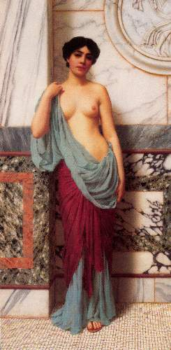 Godward - At the Thermae