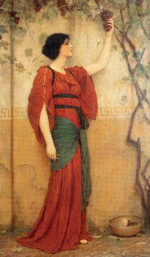 Godward - Autumn