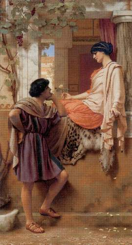 Godward - The old, old story