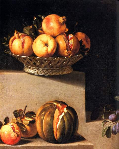 Haman - Still Life with Fruit and Glassware