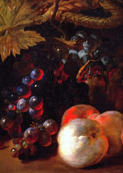 Largilliere - Still life with fruits