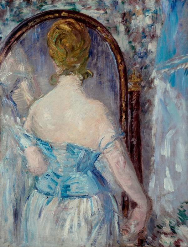 Manet - Before the Mirror