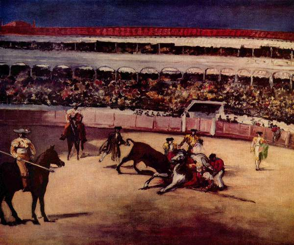 Manet - Bullfight
