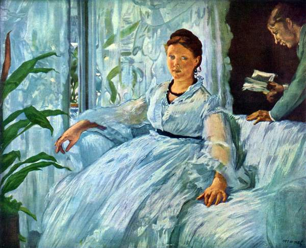 Manet - The Lecture