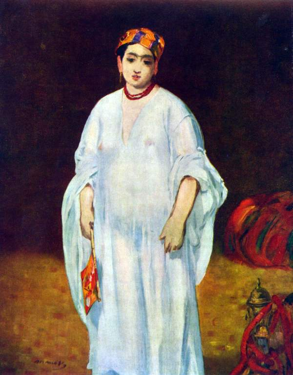 Manet - The Sultan