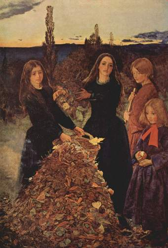 Millais - Autumn