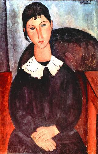 Modigliani - Elvira