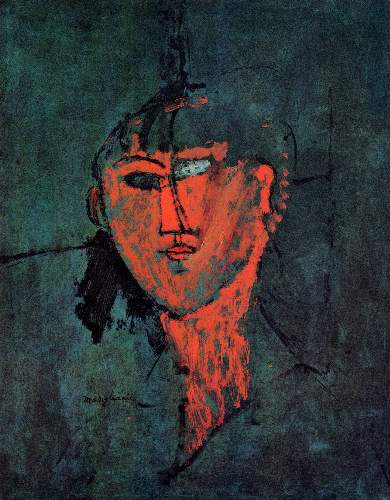 Modigliani - Head
