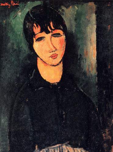Modigliani - Housemaid