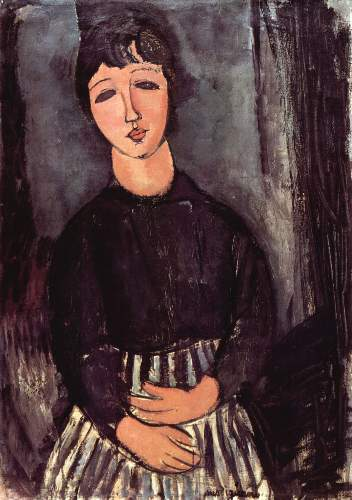Modigliani - Portrait of Abigail