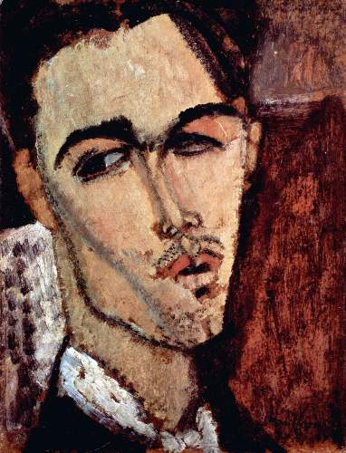 Modigliani - Portrait of Celso Laga
