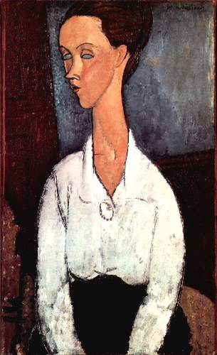 Modigliani - Portrait