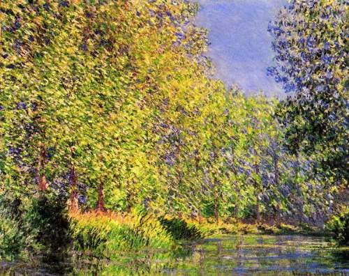 A bend of the Epte, Giverny