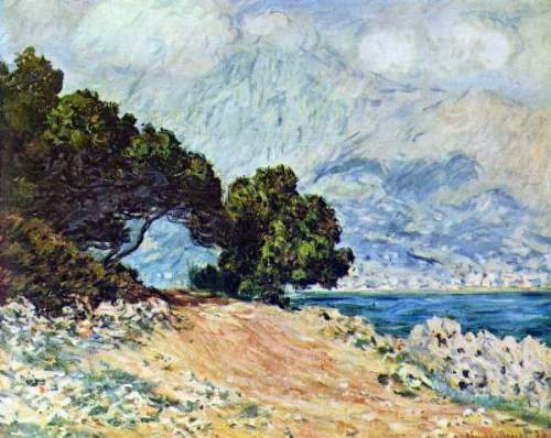 Monet - Cape Martin in Menton