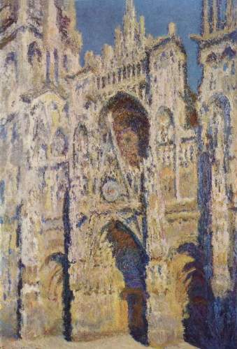 Monet - Cathedral at Rouen