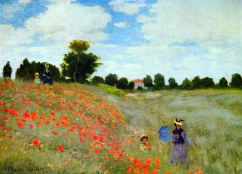 Monet - Poppies