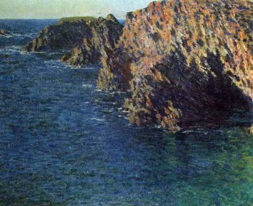 Monet - Port-Domois
