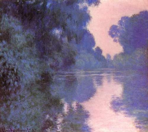 Seine arm at Giverny