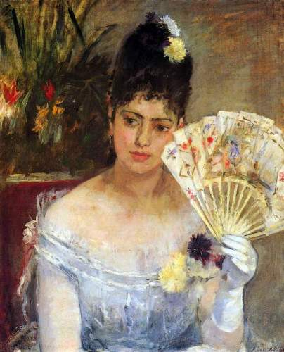 Morisot - At the Ball
