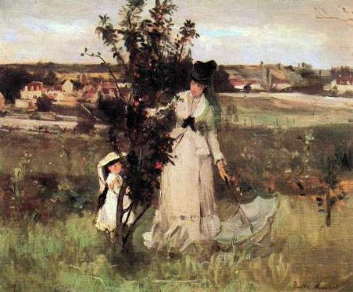 Morisot - Hide-and-seek