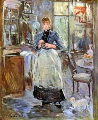 Morisot - In Dining Room