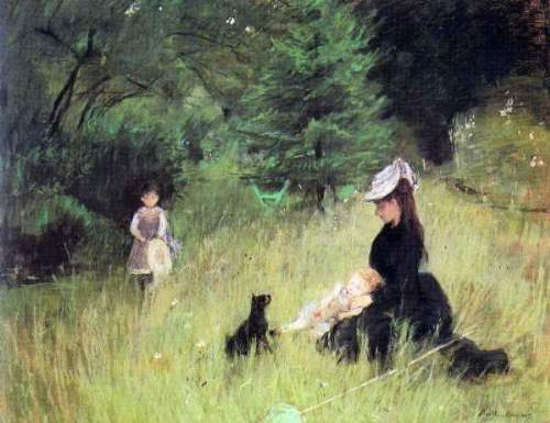 Morisot - In the Meadow