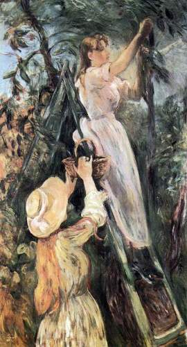 Morisot - The Cherry Tree