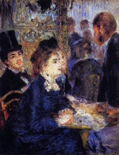 Renoir - In the Cafe