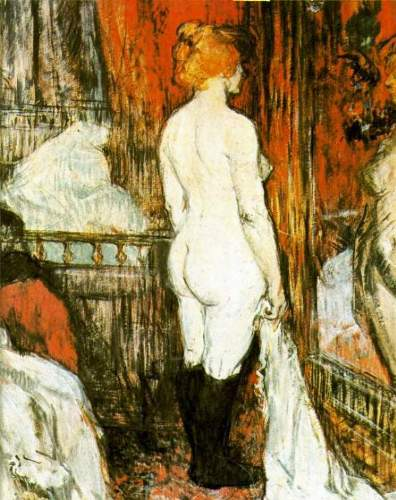 Toulouse - Female Nude