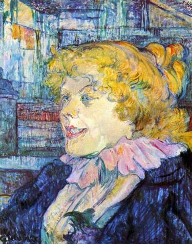 Toulouse - Portrait of Miss Dolly