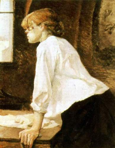 Toulouse - The Laundress