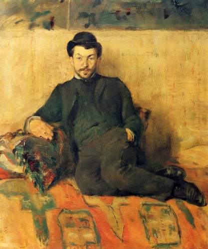 Toulouse-Lautrec - Gustave Lucien Dennery