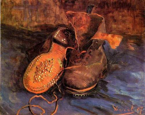 Van Gogh - A Pair of Shoes4
