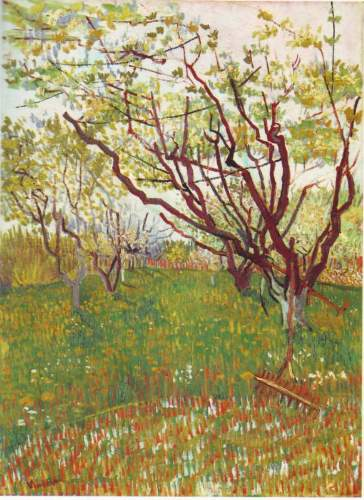 Van Gogh - Cherry Tree