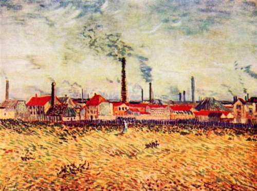 Van Gogh - Factories