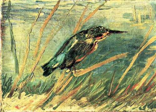 Van Gogh - Kingfisher
