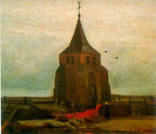 Van Gogh - Old Church