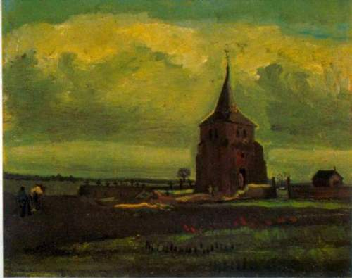Van Gogh - Old Tower
