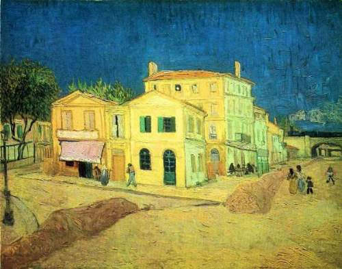 Van Gogh - The Yellow House (Vincent's House
