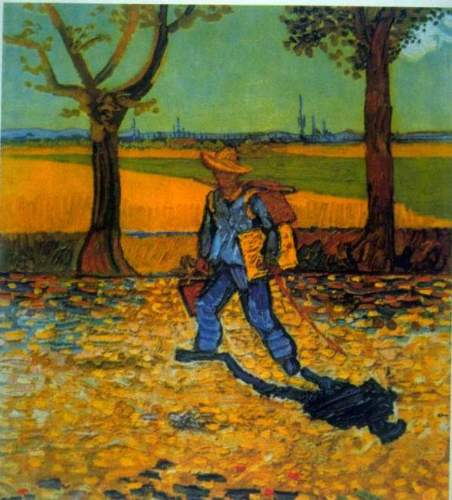 Van Gogh - painter