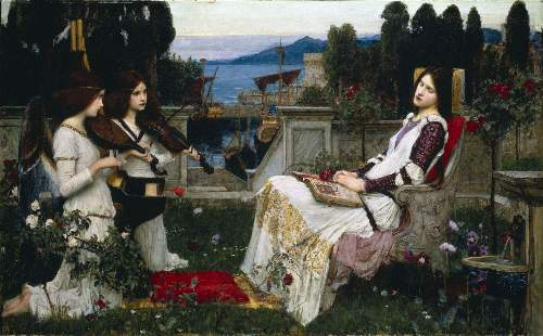Waterhouse - Cecilia