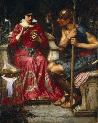 Waterhouse - Jason and Medea