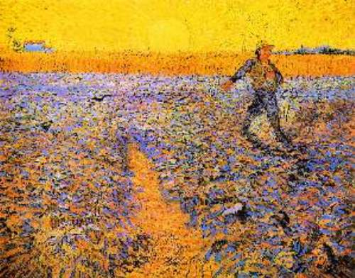 Sower under the Sun