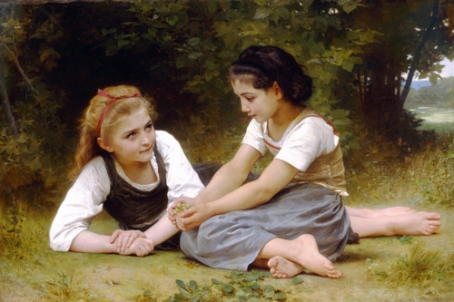 Bouguereau on CD
